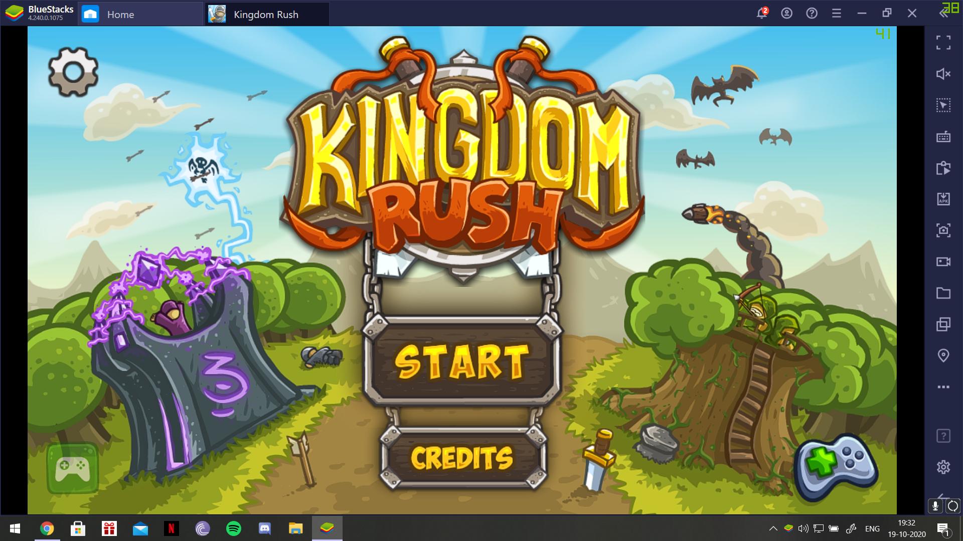 How to Play Kingdom Rush Origins on PC with Bluestacks