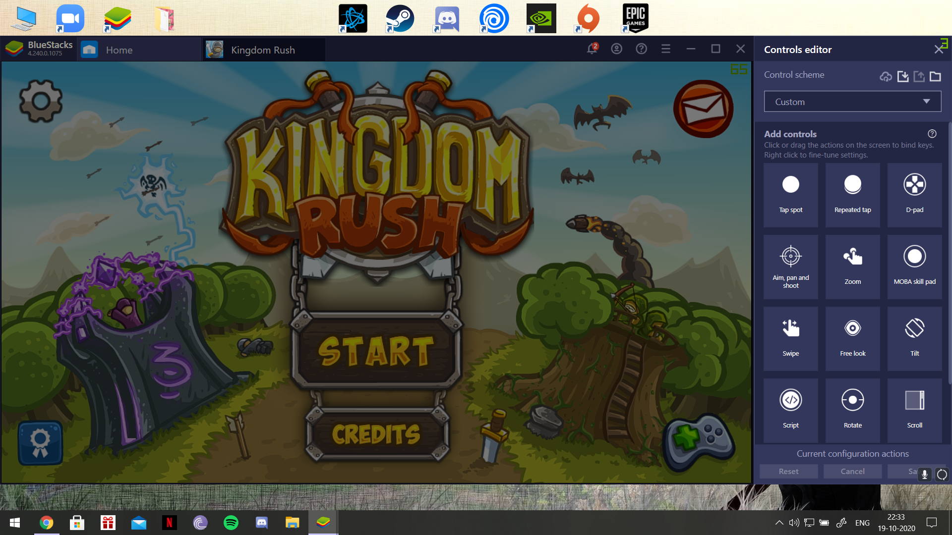How to Play Kingdom Rush on PC with BlueStacks