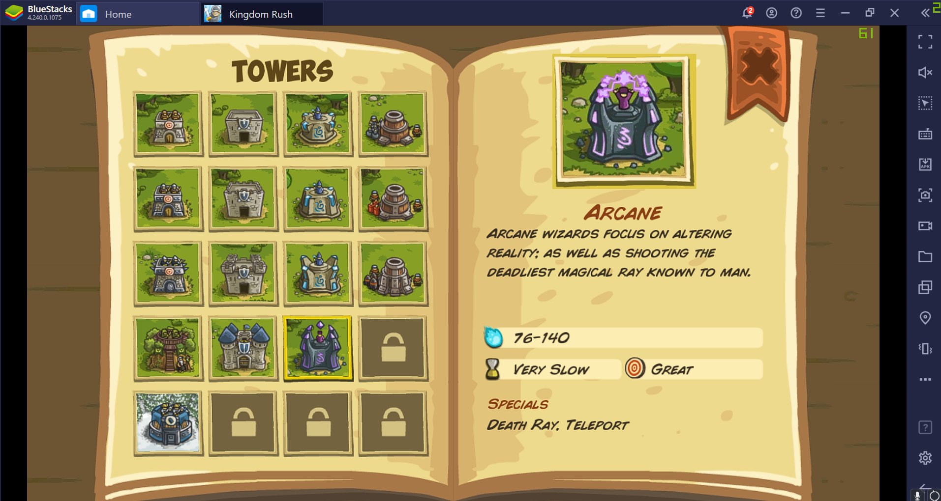 Tips and Tricks to Get Better at Kingdom Rush on PC