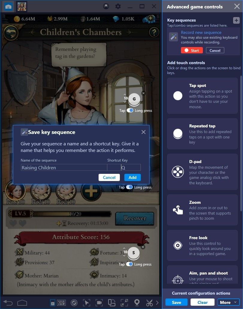 King's Throne: Game of Lust – How to Install and Play It on BlueStacks