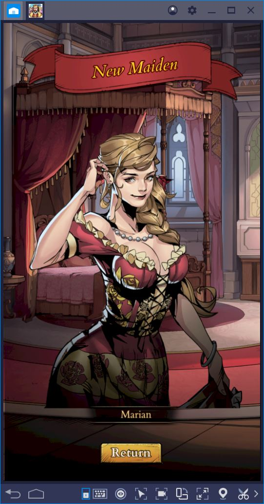 King's Throne: Game of Lust – The Ultimate Guide to Maidens and Intimacy