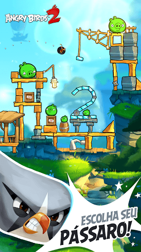Jogue Angry Birds 2 para PC 4