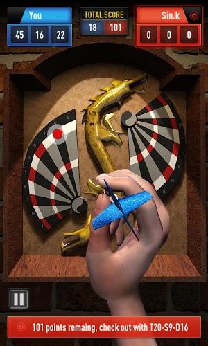 Play Darts Master 3D on PC 4