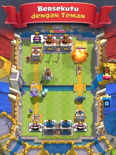 Main Clash Royale on PC 9