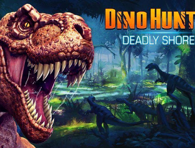 Играй DINO HUNTER: DEADLY SHORES На ПК 20