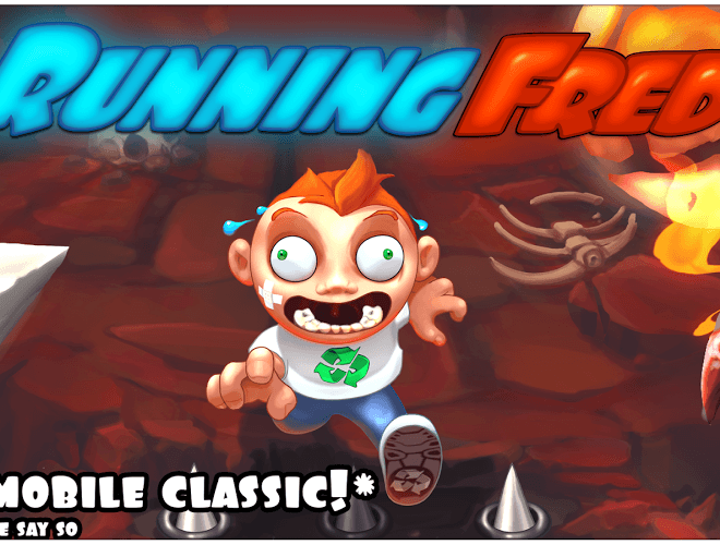 Play Running Fred on PC 2