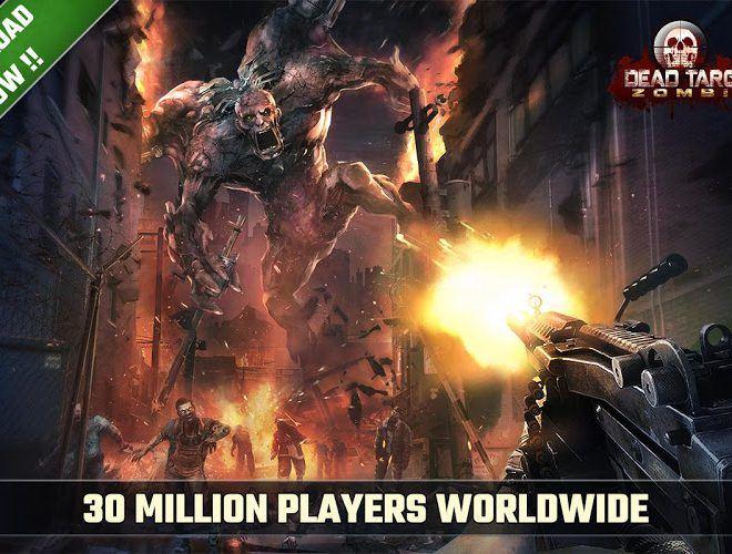 Chơi DEAD TARGET: Zombie on PC 3