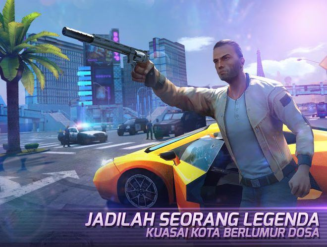 Main Gangstar Vegas on PC 3