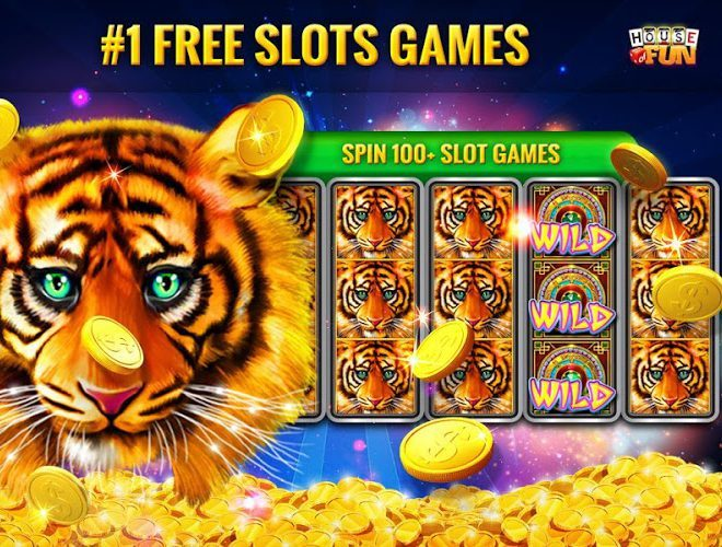 Jogue House of Fun Slot Machines on pc 4