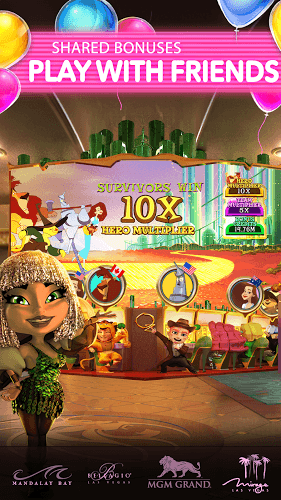 Play POP! Slots – Slots Free Casino on PC 3