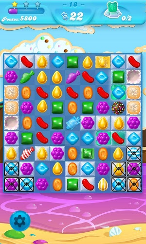 Jogue Candy Crush Soda Saga on PC 8