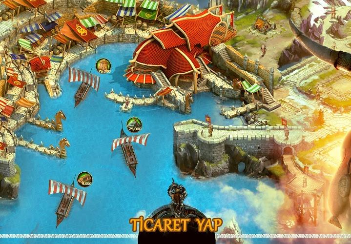Vikings War of Clans   İndirin ve PC'de Oynayın 16