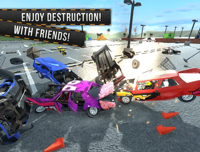 Play Demolition Derby Multiplayer on PC 12