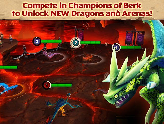 Play Dragons: Rise of Berk on PC 4