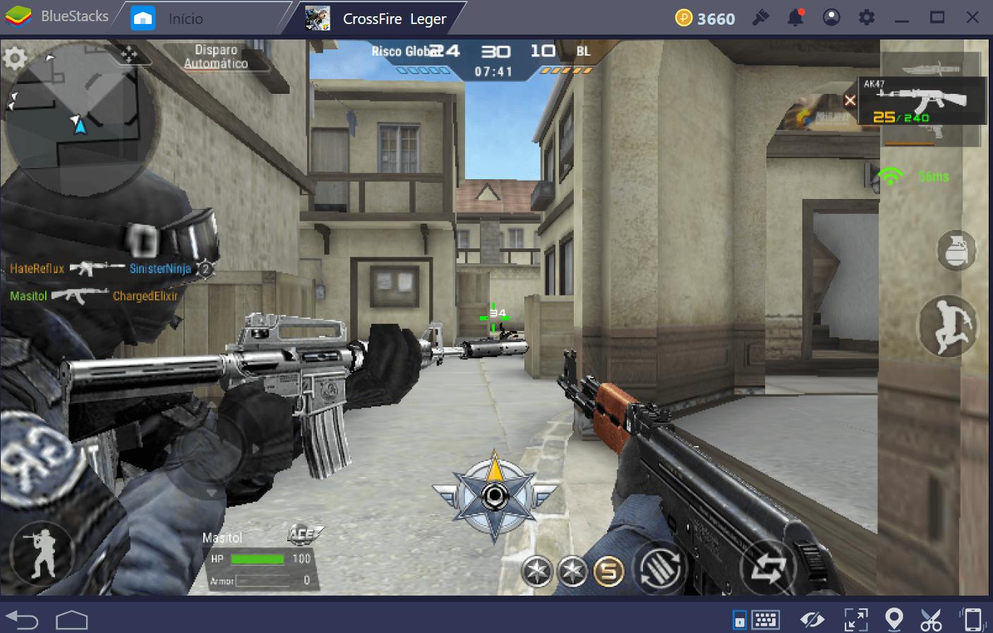 Acabe com os inimigos jogando FPS games no novo BlueStacks 4!