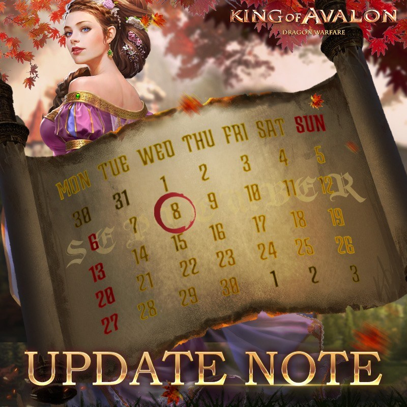 King of Avalon's Latest Patch 11.8.0 Brings a Lot of Optimizations Along with Two New Heroes