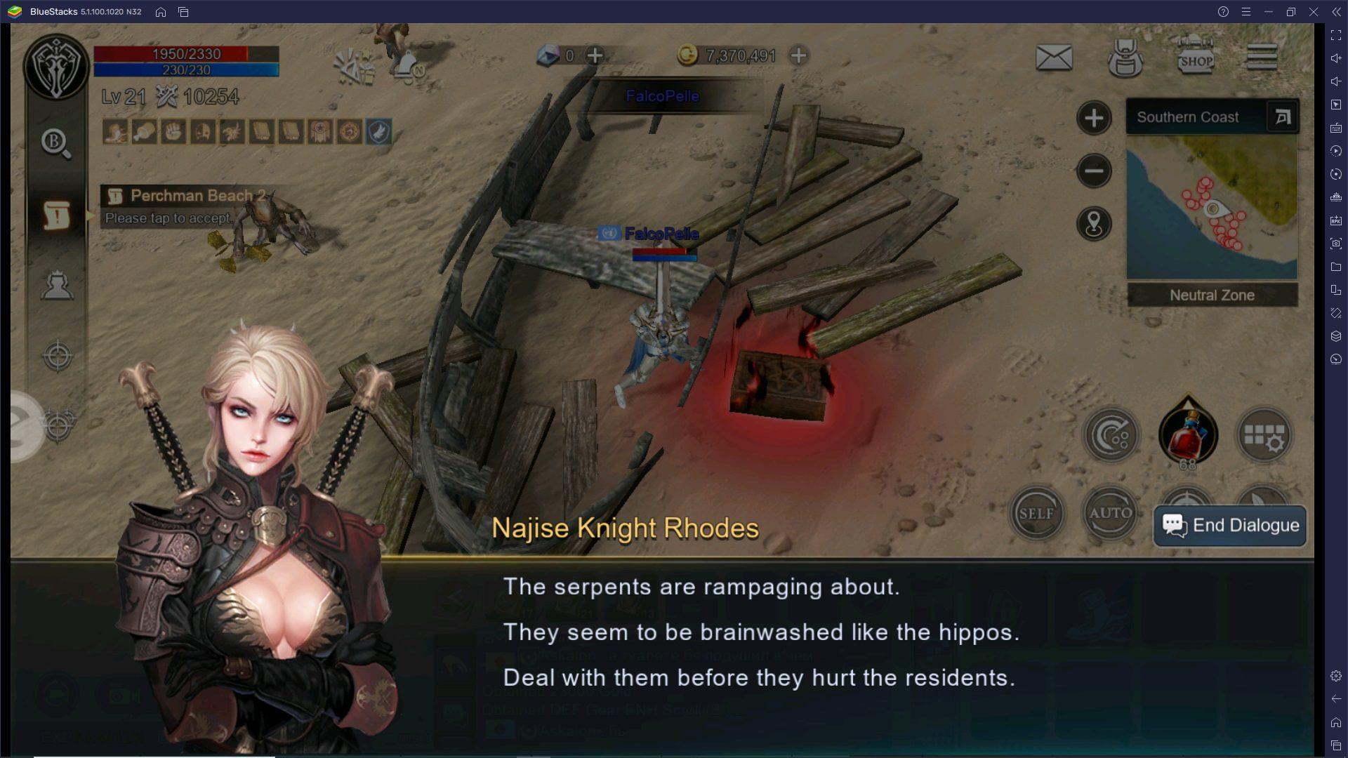 Guida per i nuovi giocatori di Kingdom: The Blood Pledge