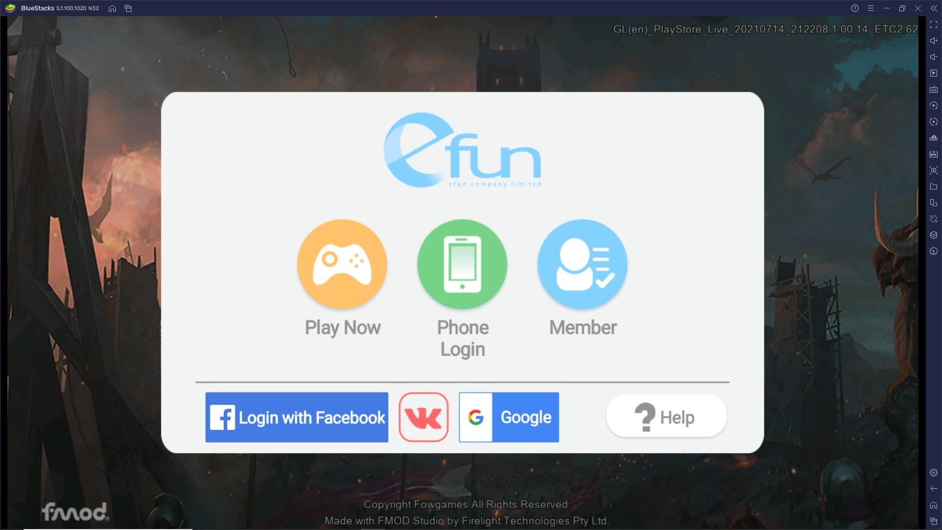 Gioca Kingdom: The Blood Pledge su PC con BlueStacks