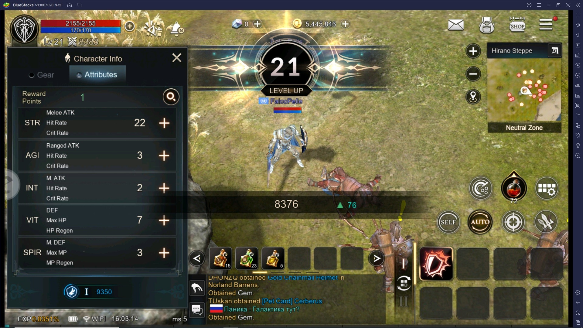 Sfrutta le funzionalità di BlueStacks per giocare al meglio Kingdom: The Blood Pledge