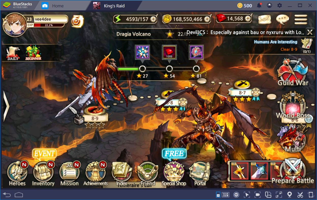 King's Raid: Advanced Gear Guide