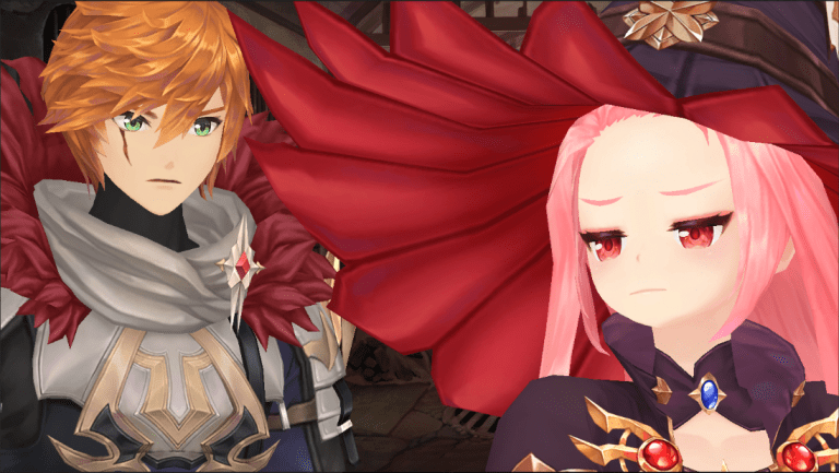 KING'S RAID: Erze & Talisha Gets Balance Updates