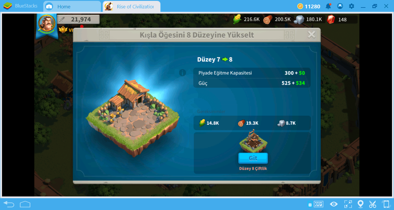 Rise of Kingdoms Yeni Başlayanlar Rehberi