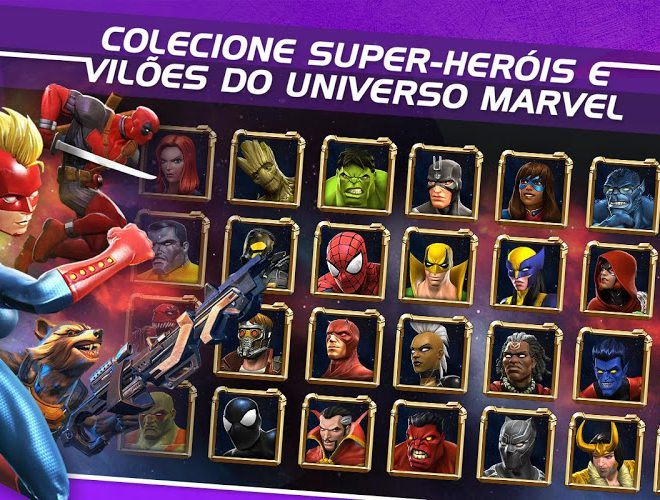 Jogue Marvel Contest of Champions para PC 4