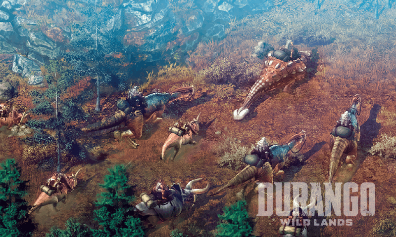 Играй Durango: Wild Lands На ПК 4