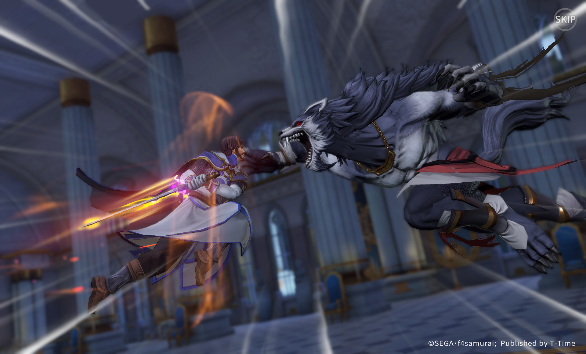 正統策略RPG新遊《蒼之騎士團 R》即將登陸台港澳