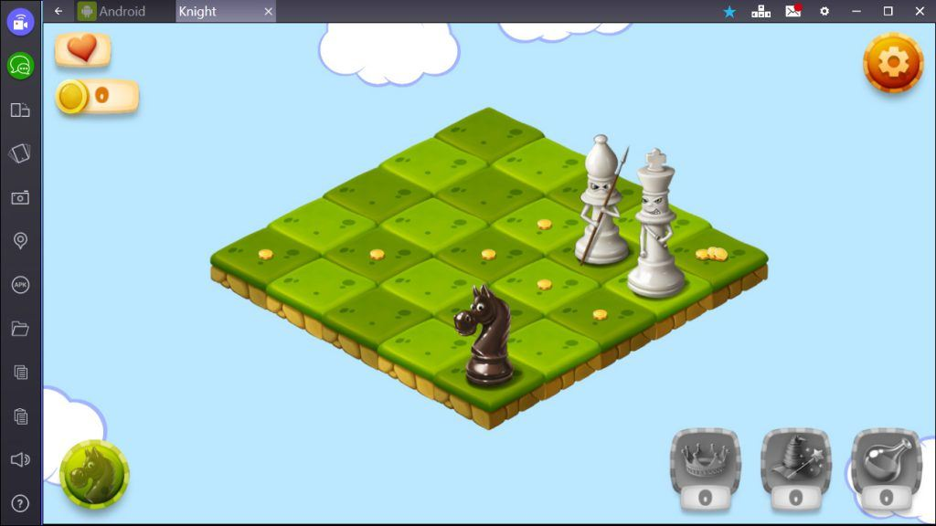 Knight's Tour: Chess Puzzler with a Twist