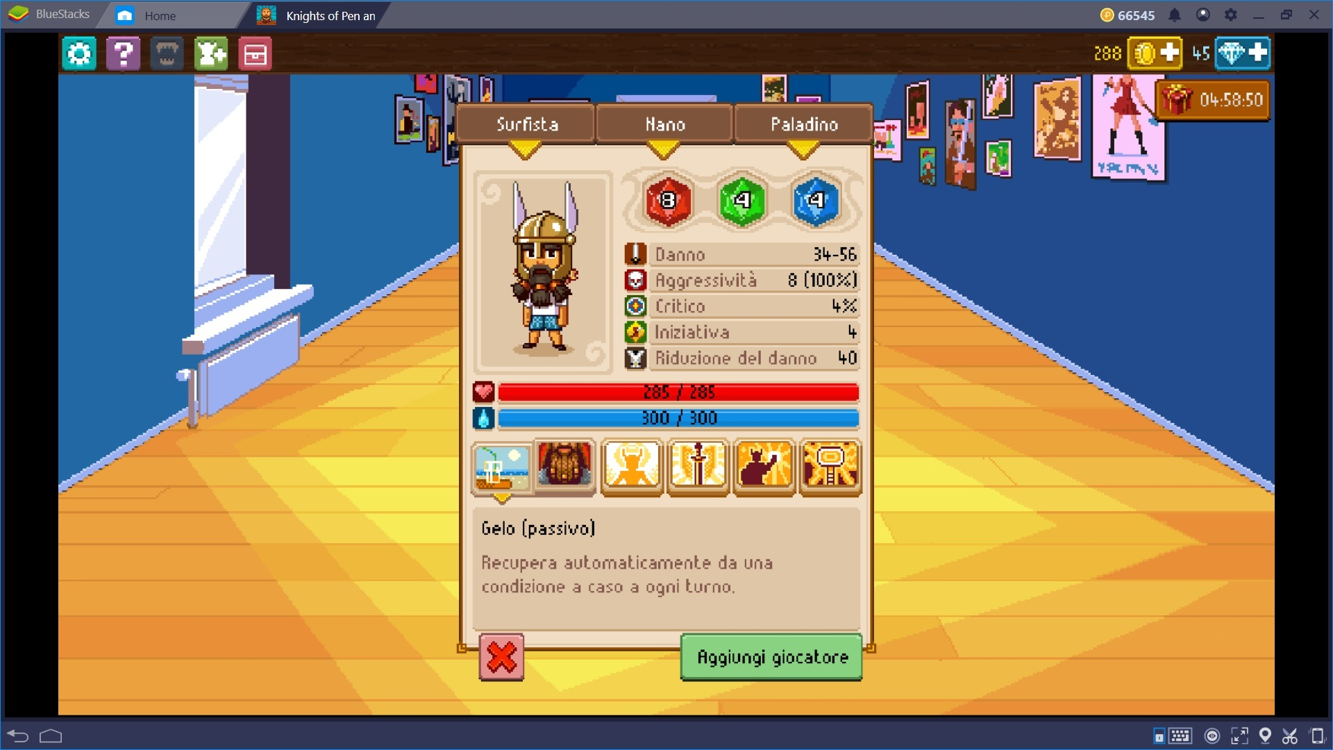 La Recensione di Knights of Pen & Paper 2 disponibile con Bluestacks