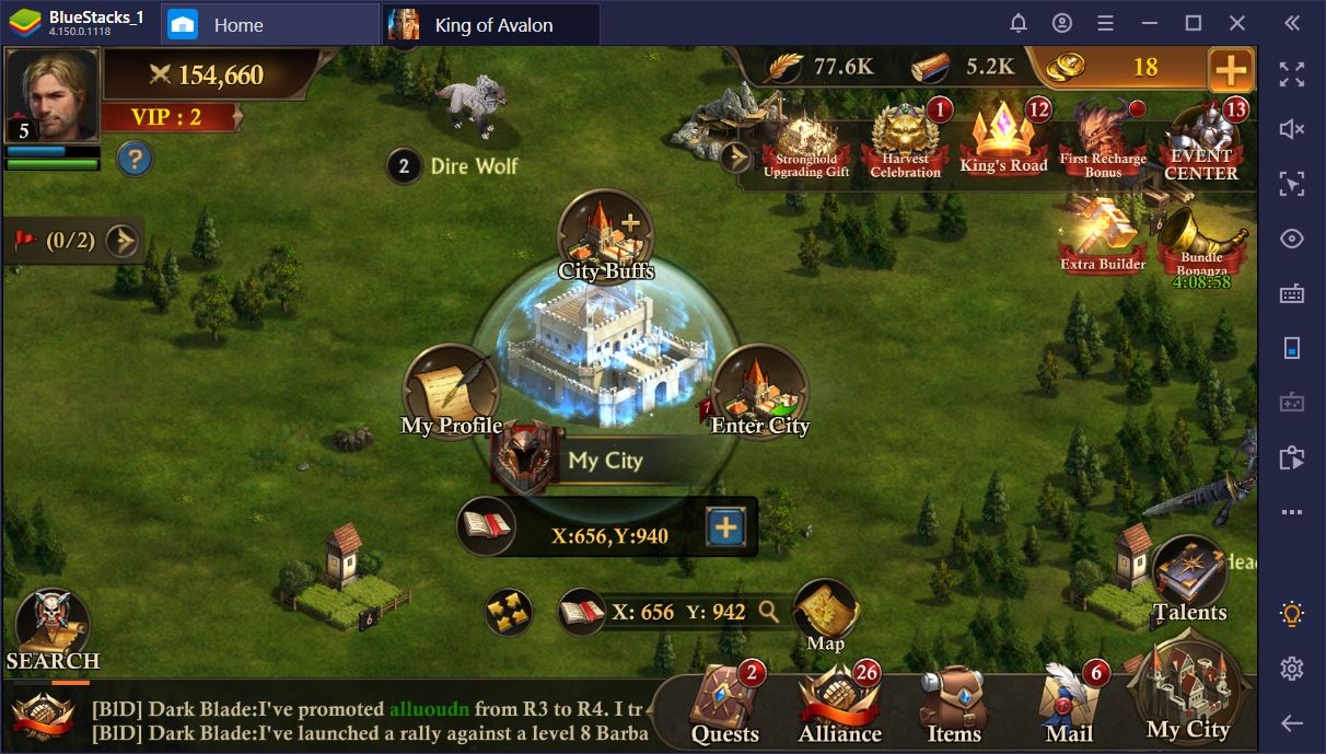 King of Avalon on PC: Command Your Army to Victory