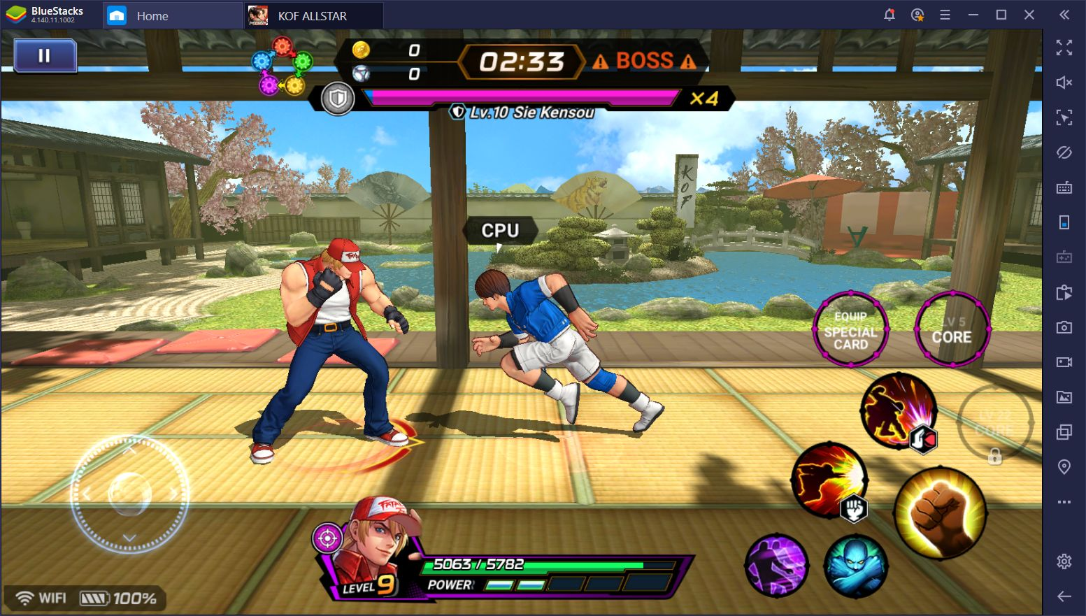Kick Butts in King of Fighters ALLSTAR on PC With These Combat Tips