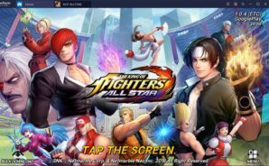 How to Play The King of Fighters All Stars on Your PC Using BlueStacks