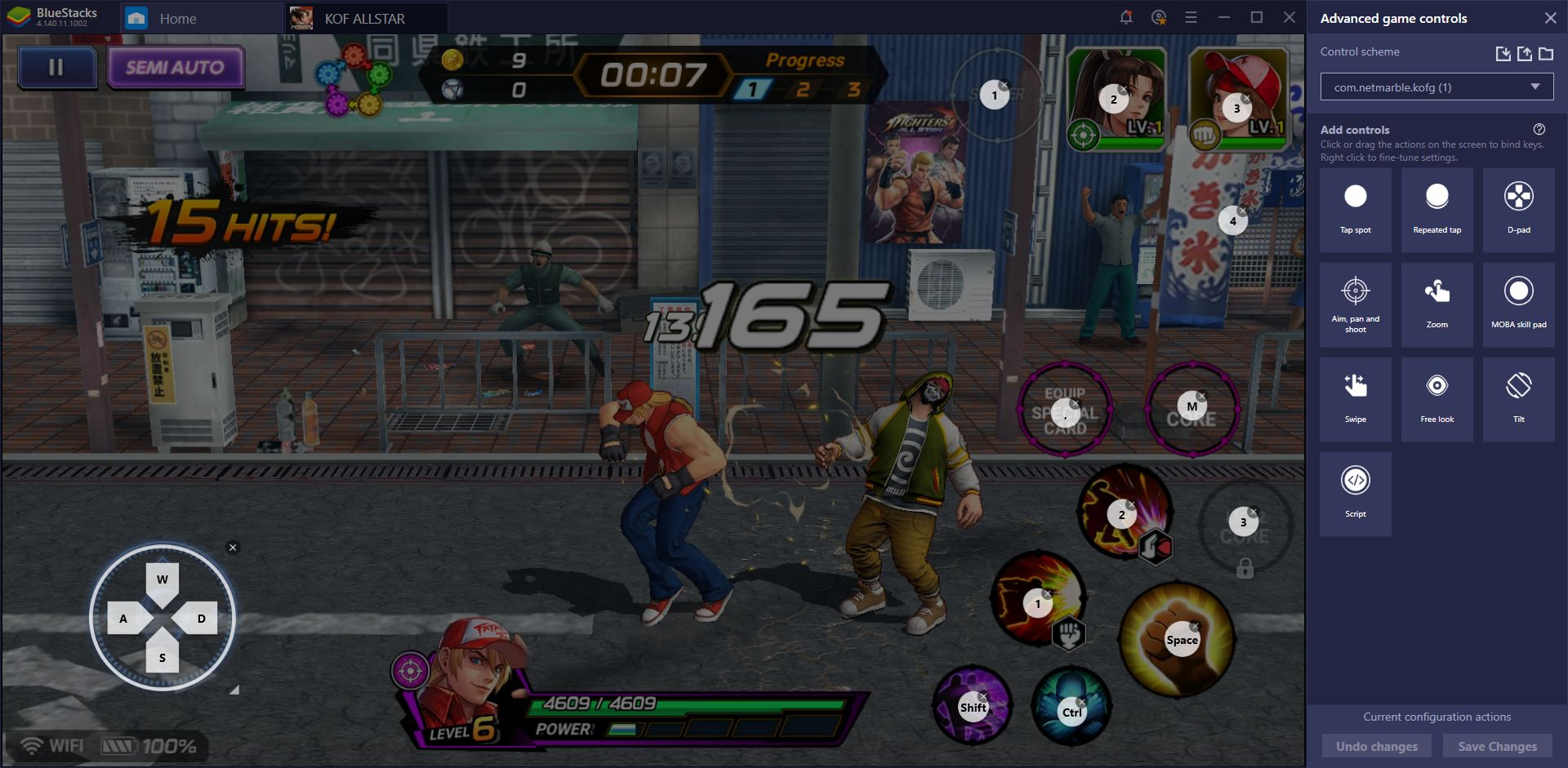 How to Play The King of Fighters ALLSTAR on Your PC Using