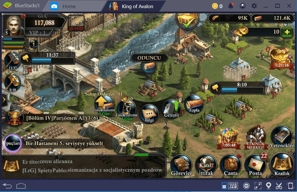 King of Avalon Oyun İncelemesi: Ejderhanızla Krallıklara Göz Dağı Verin