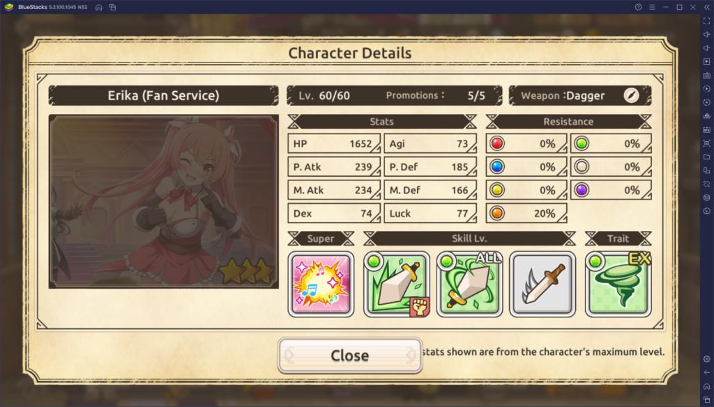 KonoSuba: Fantastic Days – Tier-Liste mit den besten Charakteren im Spiel
