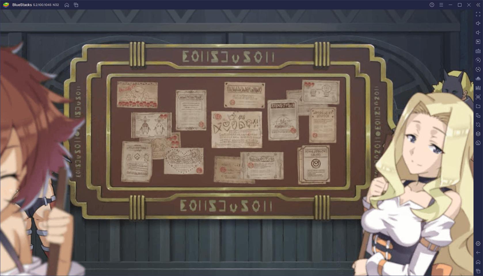 دليل اعادة التدوير للعبة KonoSuba: Fantastic Days  – كيفية الحصول على أفضل الشخصيات في وقت مبكر