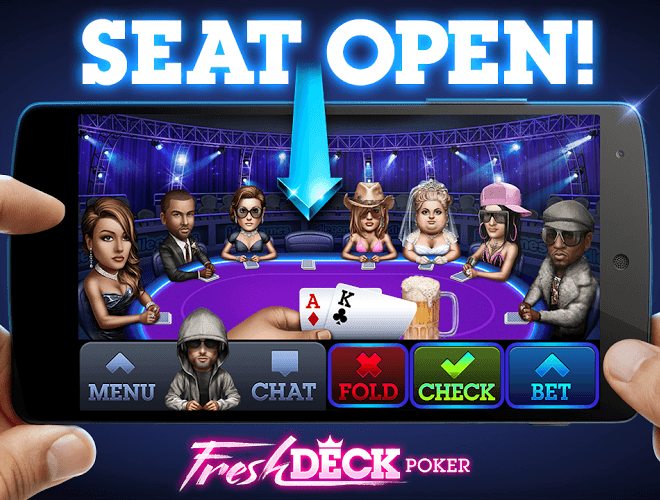 즐겨보세요 Fresh Deck Poker on pc 3