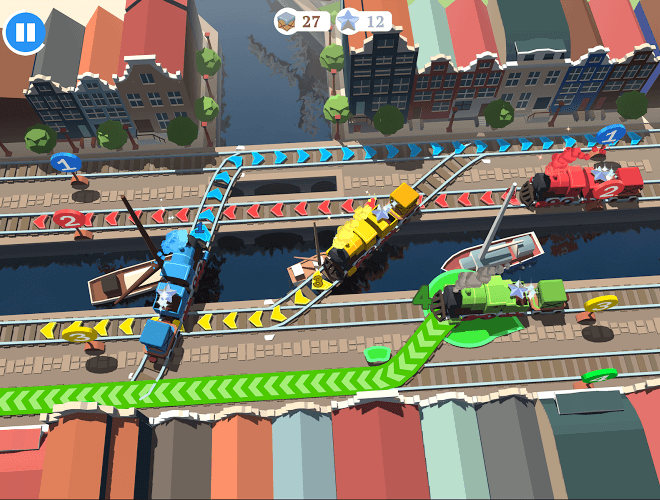 Play Train Conductor World on PC 7