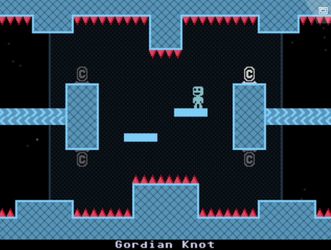 Spielen VVVVVV on PC 12