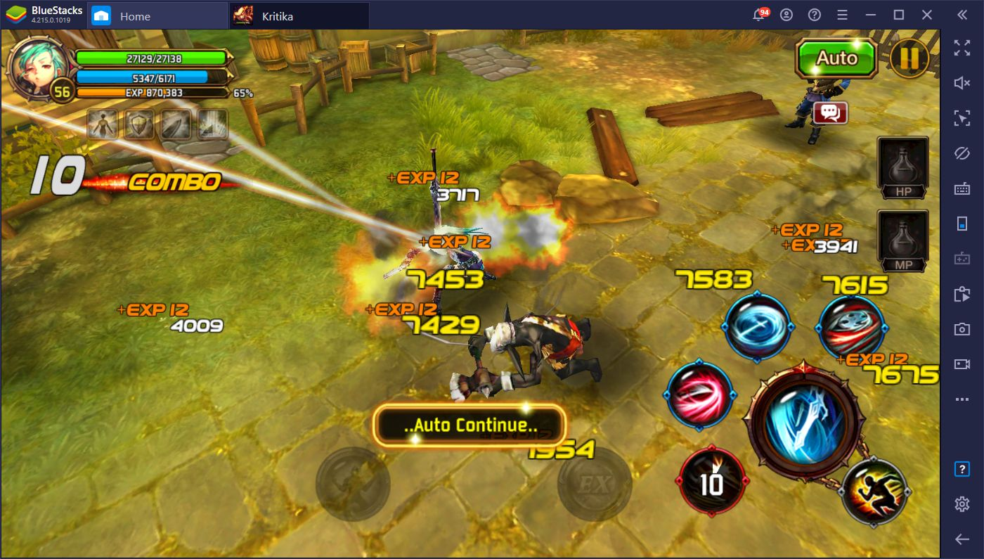 How to Play Kritika: The White Knights on PC With BlueStacks