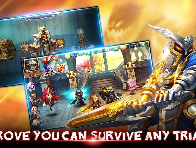 Play League of Angels on PC 6