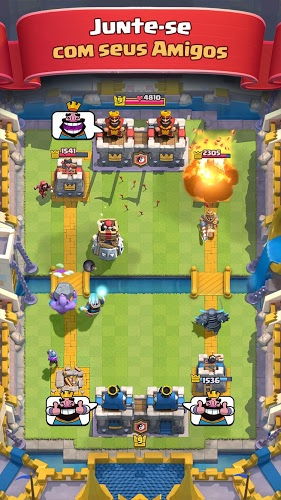 Jogue Clash Royale para PC 2
