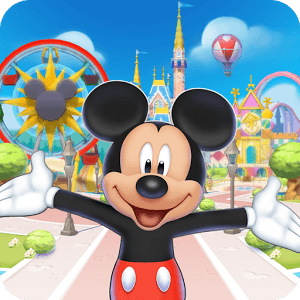 Play Disney Magic Kingdoms on PC