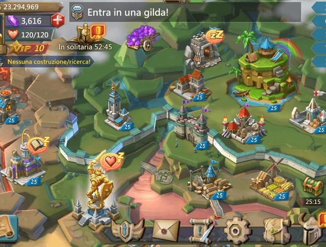 Gioca Lords Mobile sul tuo PC 8