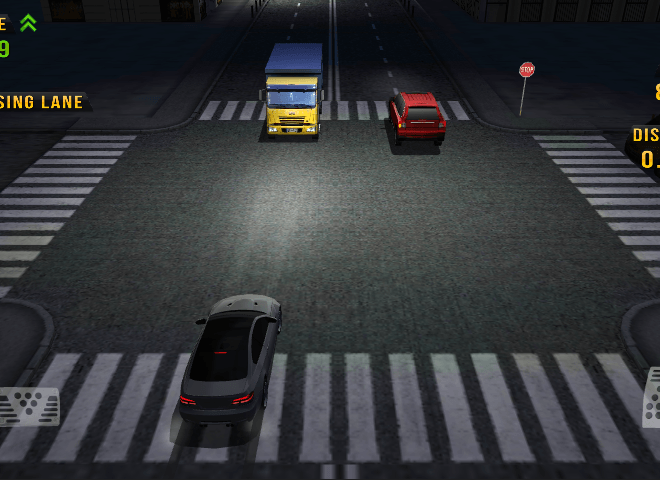 Speel Traffic Racer on PC 8