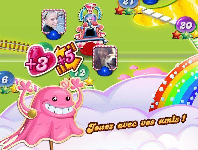 Jouez à  Candy Crush sur PC 12