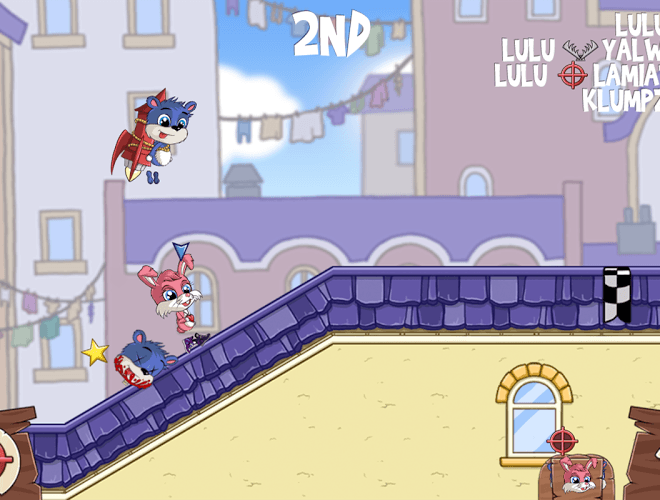 Play Fun Run 2 – Multiplayer Race on PC 9