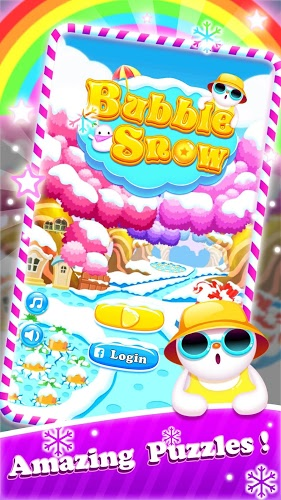 Play Bubble Snow on pc 3